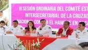 Incorporan 12 Municipios más a Cruzada Nacional Contra el Hambre
