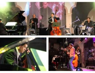Ejecutan selecto repertorio Gabriel Hernández Proyect y Caxcan Latino Jazz en el 7 FIJB