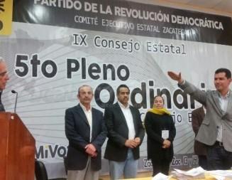 Rafael Flores Candidato PRD-PAN al Gobierno de Zacatecas