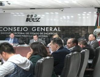 Cumple IEEZ sentencia de la Sala Monterrey del TEPJF