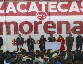 David Monreal, precandidato único de Morena a la gubernatura de Zacatecas