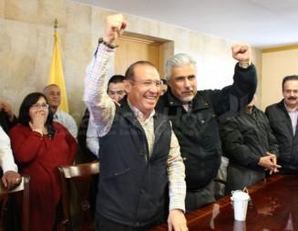 Rafael Flores no es el candidato: Ortiz Mendez