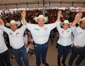 Reflexionemos el voto y démosle garantía a Zacatecas, pide Tello a guadalupenses