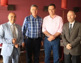 Cumplirá Alejandro Tello compromiso de escuchar propuestas de especialistas para el nombramiento de funcionarios