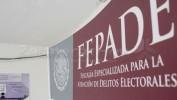 Al corte de las 18:00 horas FEPADE ha recibido 2,418 atenciones en sus sistemas
